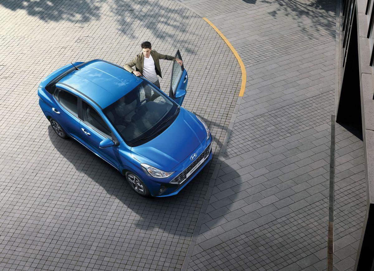 Hyundai I10 Sedan 1