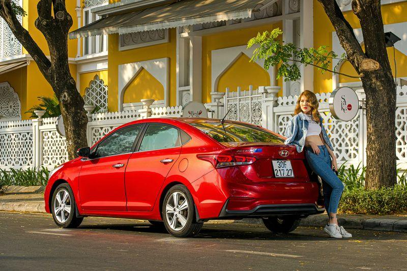 Hyundai Accent bán ra 36.696 xe tại Việt Nam sau 2 năm 1