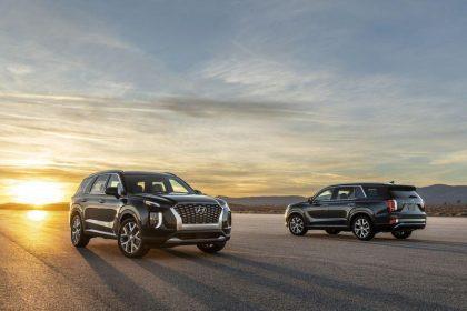 Hyundai Palisade đạt chứng nhận 5 sao về an toàn