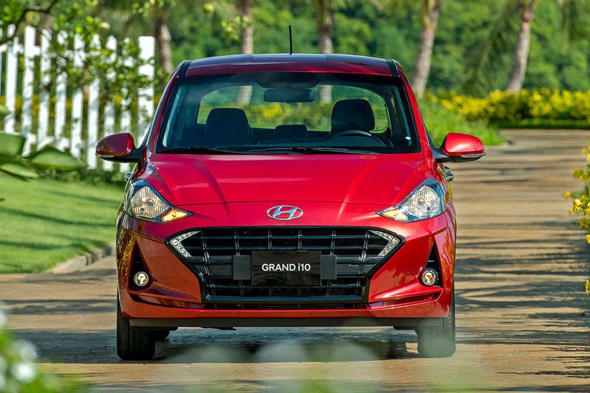 Giá Bán Hyundai i10 2021 Vừa Ra Mắt 4