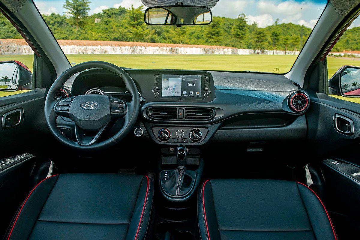 Giá Bán Hyundai i10 2021 Vừa Ra Mắt 7