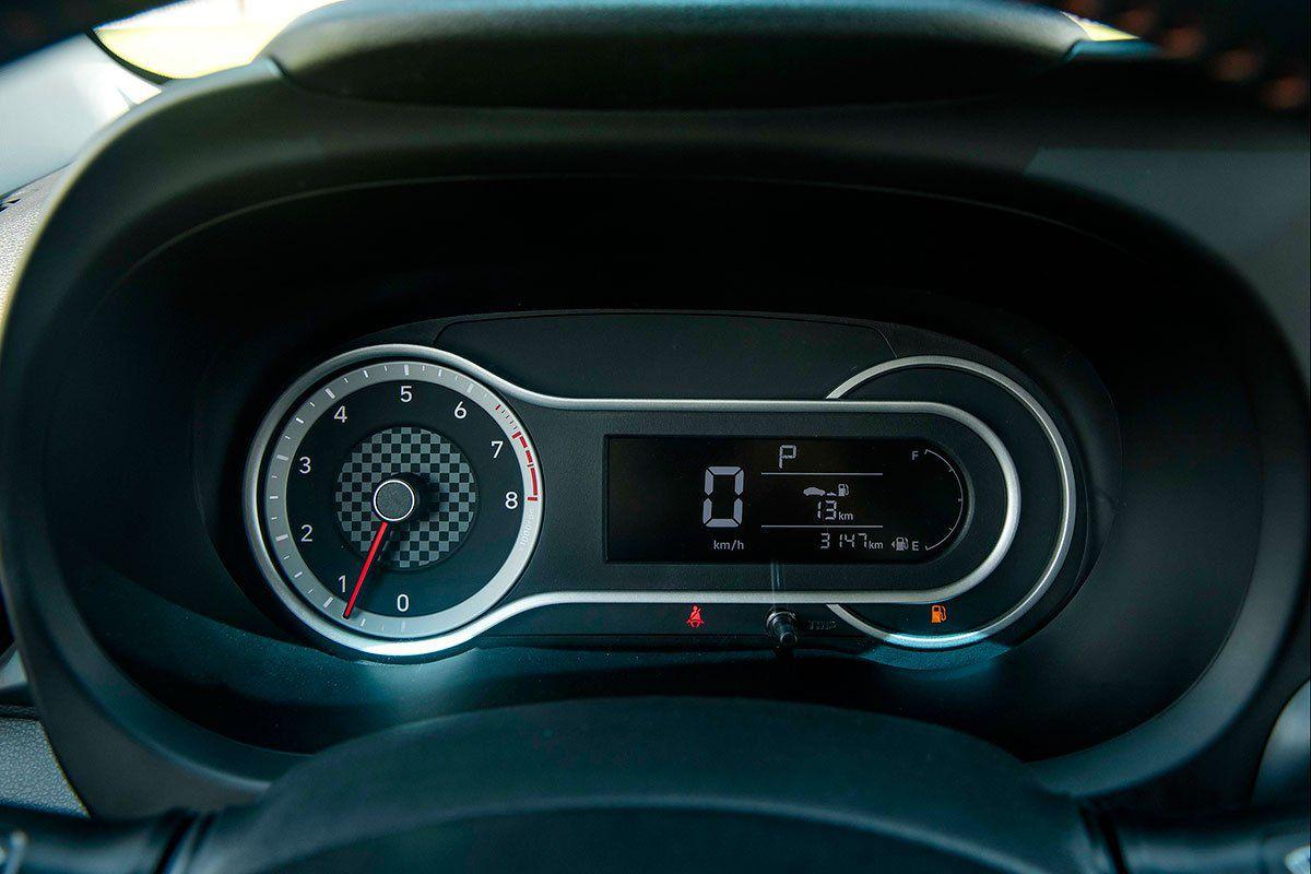 Giá Bán Hyundai i10 2021 Vừa Ra Mắt 10