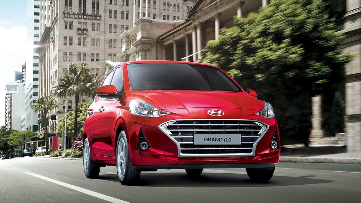 Giá Bán Hyundai i10 2021 Vừa Ra Mắt 2