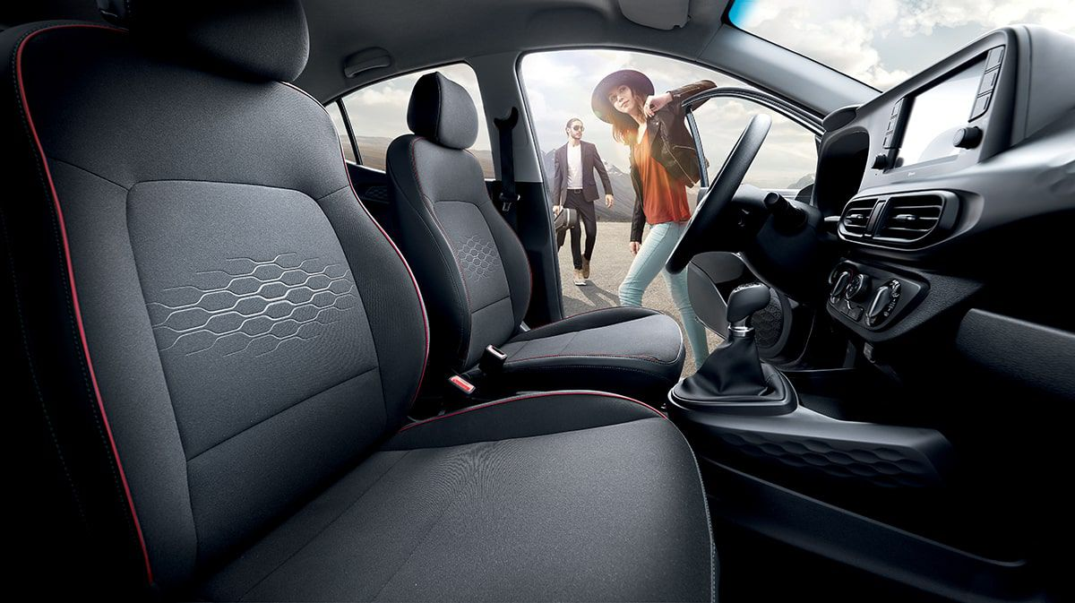 Giá Bán Hyundai i10 2021 Vừa Ra Mắt 8