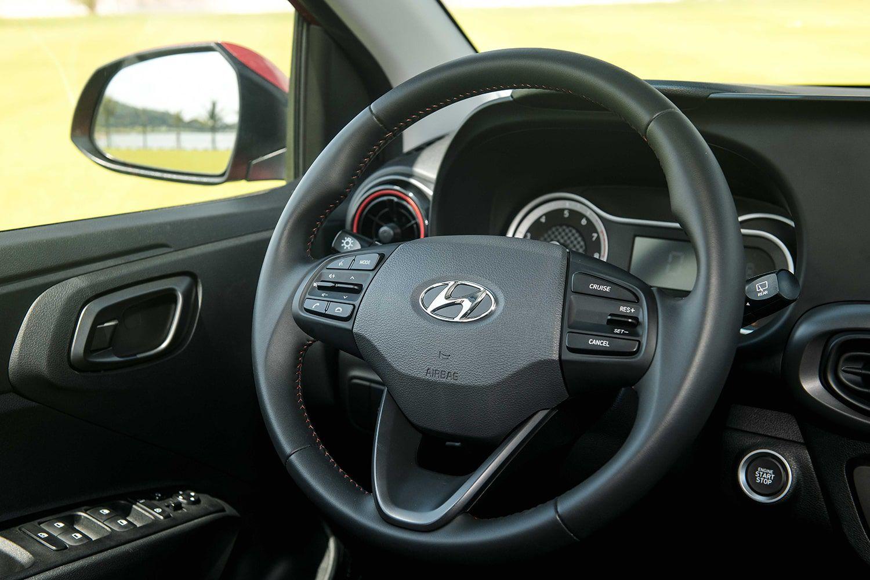 Giá Bán Hyundai i10 2021 Vừa Ra Mắt 9
