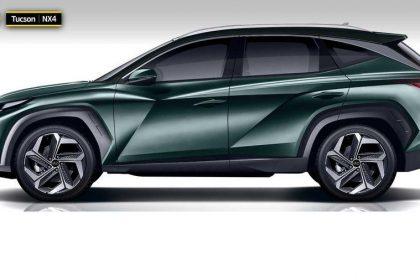 """Thiết kế của Hyundai Tucson 2021 sẽ khiến thế giới """"điên đảo"""""""